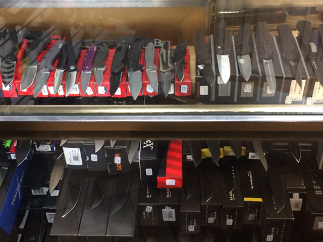 Knife Assortments